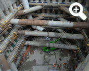 Crossrail enabling works management agent