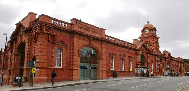 Nottingham Hub Station