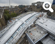 Crossrail C512 Whitechapel Station