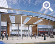 Crossrail West Stations