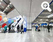 Tottenham Court Road Station Upgraded
