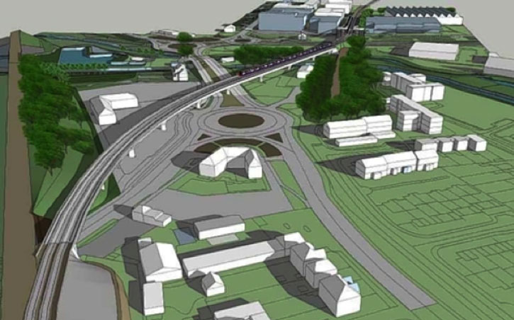 Croxley rail link phase 1 awarded to Taylor Woodrow